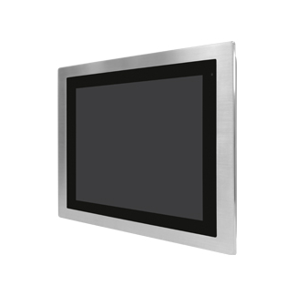 """FABS-115P - 15"""" Stainless Steel Display"""
