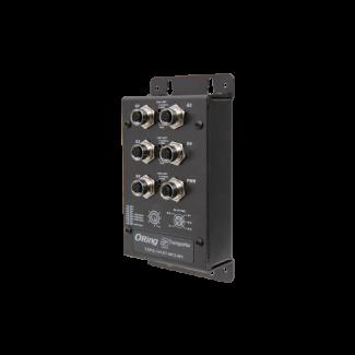 TXPS-141XT EN50155 5-port unmanaged PoE Ethernet switch