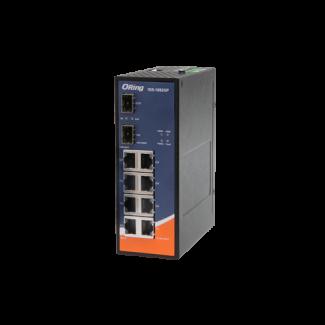 IGS-1082GP - 10 port unmanaged GbE switch