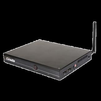 DM6, AMD Ryzen CPU, Quad Display Media Player