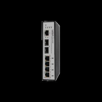 IPES-2204F - 6 port smart switch