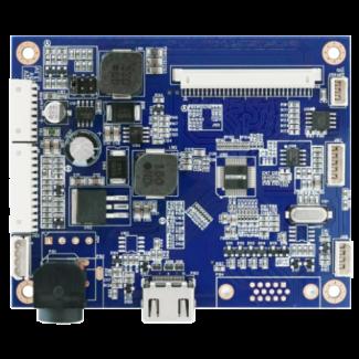IRIS - HDMI input  LCD Controller