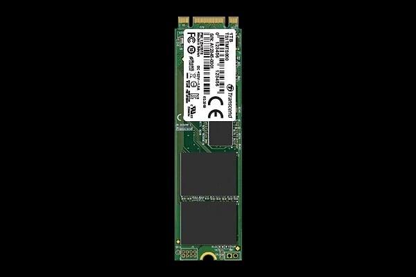 SATA III M.2 SSD - MTS952T